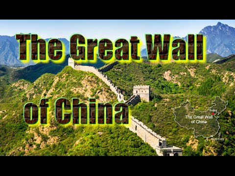 Top 10 tourist attractions in China part1   The Great Wall of China Documentary   Beautiful places