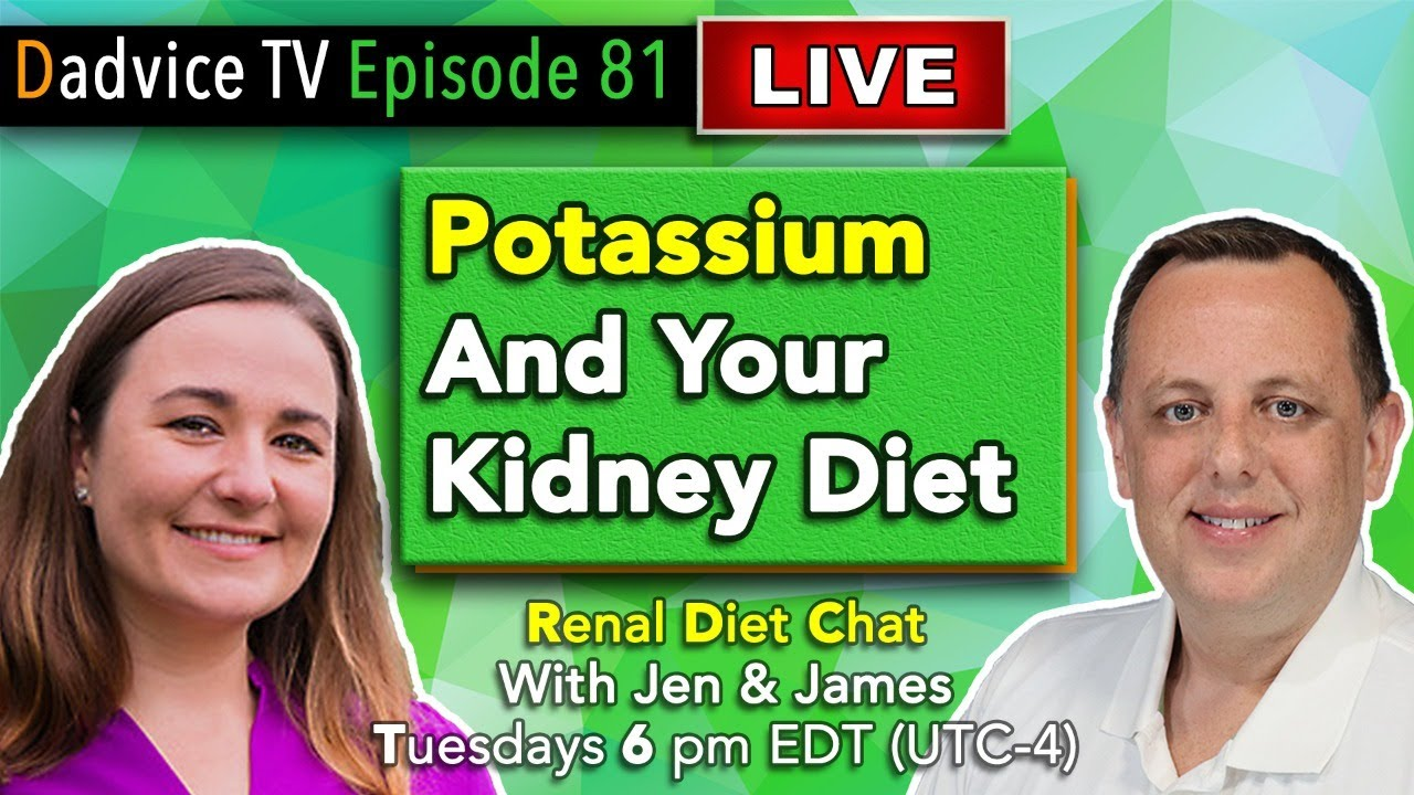 Potassium & Kidney Disease: How To Balance Potassium in a Kidney Friendly Diet