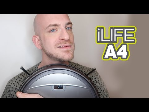 iLife A4 | Robotic Vacuum Cleaner | Unboxing e Review | ITA | ► Robot Aspirapolvere // Marko Sheeda