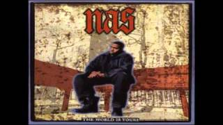 Nas - The World is yours (Tip Remix Instrumental)