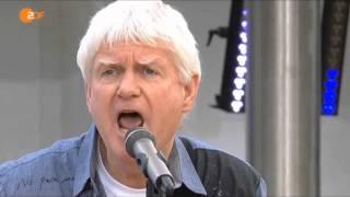 John Lees' Barclay James Harvest (JLBJH) - Hymn  29.09.2013, ZDF Fernsehgarten