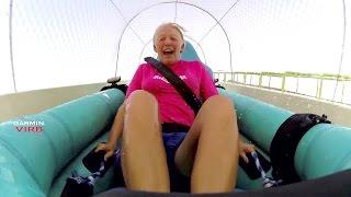 Garmin VIRB: Eine Fahrt auf der höchsten Wasserrutsche der Welt