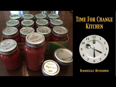 Canning Tomatoes Part 1: Roasted Tomatoes