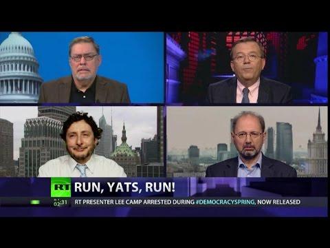 Ukraine's Prime Minister Yats Resigned Petro Next?