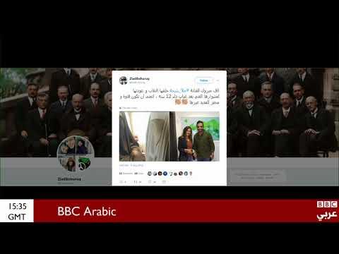 ضجة على مواقع التواصل بعد قرار الفنانة حلا شيحة خلع الحجاب  - 18:22-2018 / 8 / 9