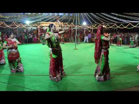 Raj Rajeshwari Group - Day 6 - RRCAT Garba 2016
