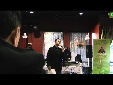 Ashok Babar & Rishi Kumar sing @ Musical Karaoke Dhamaka