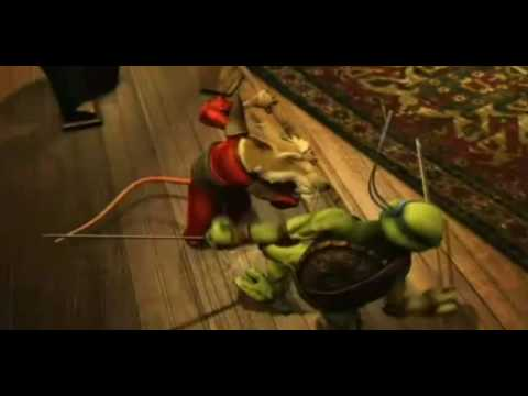 [HD] YouTube New Super Widescreen Test 2 - Teenage Mutant Ninja Turtles: Smash Up Launch Video
