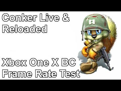 Conker Live & Reloaded Xbox One X vs Xbox One vs Xbox Backwards ...