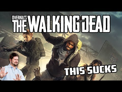 Overkill's The Walking Dead Review (Yeah This Sucks) - Gggmanlives thumbnail