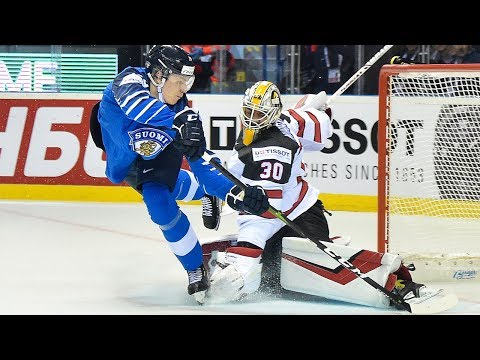 Kaapo Kakko's Two Goals Lead Team Finland Past Team Canada, 3-1 - IIHF World Championship