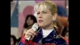 Xuxa canta  Parabéns da Xuxa  ao vivo!   1997