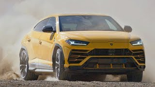 Lamborghini Urus (2018) The World