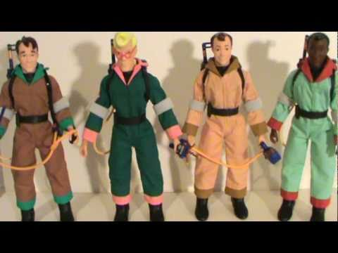 Retro-action Real Ghostbusters Ray Stantz Mattel 2010 Action Figure
