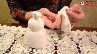 як зробити подарунок з шкарпеток