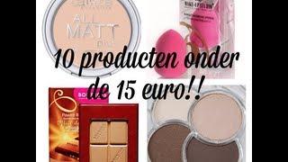 10 producten onder de 15 euro Thumbnail