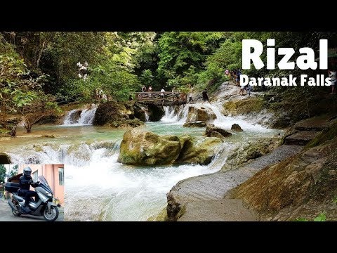 MoTour goes to Pililla Wind Farm and Daranak Waterfalls│Rizal province (Tour 03)