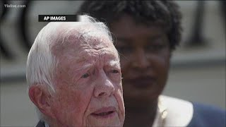 Former President Jimmy Carter wins another Grammy