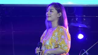 ailee 2019.08.10 고성 DMZ 평화이음 콘서트