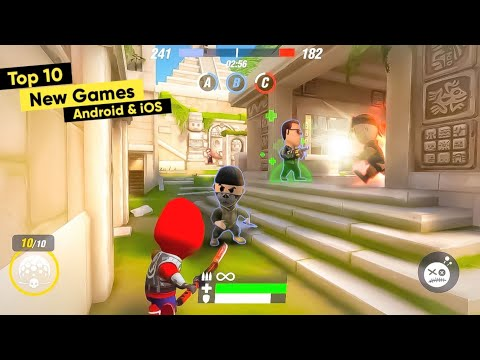 Top 10 Best New Android & IOS Games Of February 2020 | Top 10 New Android Games 2020 #2
