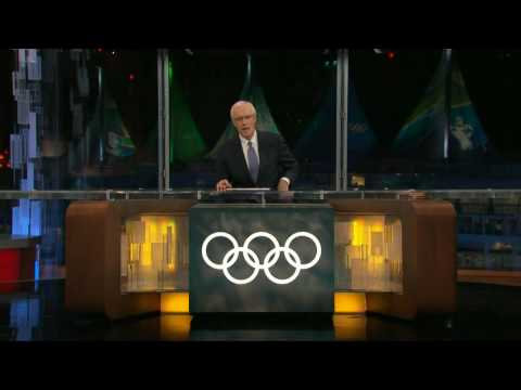 CTVs Final I Believe Montage Preceded  Brian Williams Closing Comments From Vancouver