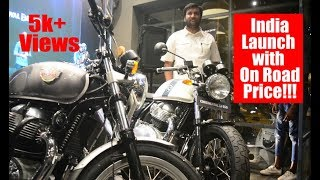 UNVEILING THE PRICE OF ROYAL ENFIELD CONTINENTAL GT 650 TWINS & INTERCEPTOR 650 TWINS+EXHAUST SOUND