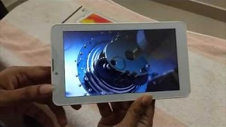 Swipe w74 eco tablet full review