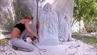 C. SCHELL´S MARBLE SCULPTURE IN 5 MINUTES