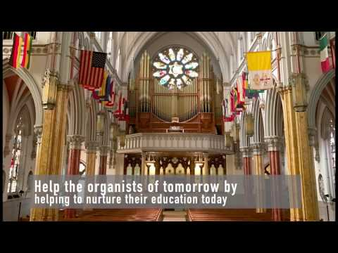 Organ Concert | Raise funds Young Organist Scholarships | St. Francis Xavier Church Brooklyn