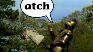 "Between the Lions: Gawain's Word: ""Scratch"" thumbnail"