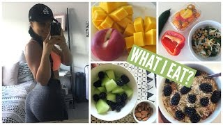 WHAT I EAT IN A DAY ♡  To Stay Fit & Healthy!