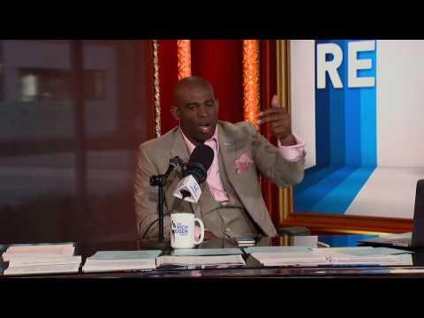 Deion Sanders Weighs in on QB's Colin Kaepernick & Tony Romo - 3/29/17