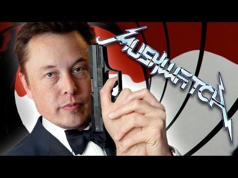 Is Elon Musk a Victim of Espionage? (Muskwatch w/ Kyle Hill & Dan Casey)