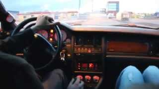 Встреча Audi 80 spb club / Тест драйв Audi RS2