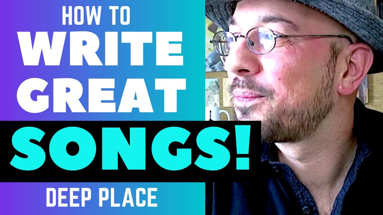 how to write a great song Sometimes you'll finish writing the song, and not know what it's about until months later still, if you're dying to write a protest song or a love song, it's always good to have a topic in mind so you don't go too far on a tangent.