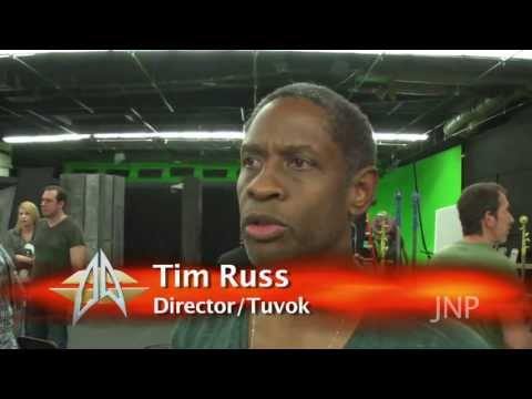 Star Trek Renegades - Production Days 1 and 2