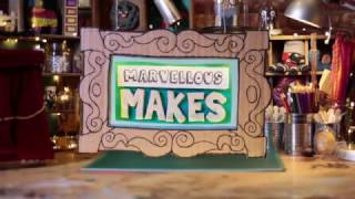 Arts and Crafts: Marvellous Makes- Burger