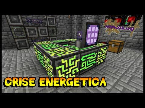 Crise Energética e Reforma Sistema Applied - Nofaxuland 4 #46 (Minecraft + Mods 1.7.10)