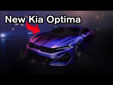 New Kia Optima May Be Wilder Than We Thought