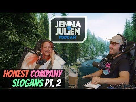 Podcast #153 - Honest Company Slogans Pt. 2