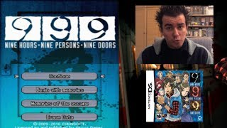 999: 9 HOURS, 9 PERSONS, 9 DOORS (Nintendo DS) | Domingos con Slobulus 34 | Gameplay en Español
