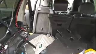 Volvo XC90 Executive Subwoofer Installation Odyssey (with Focal 1.350 Amp)