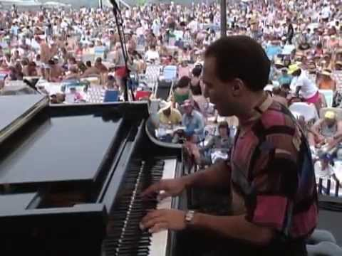 Michel Camilo - Full Concert - 08/18/91 - Newport Jazz Festival (OFFICIAL)