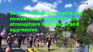 Worldwide Protests Recorded   and the NWO Response Will Be Greater Lockdowns for All