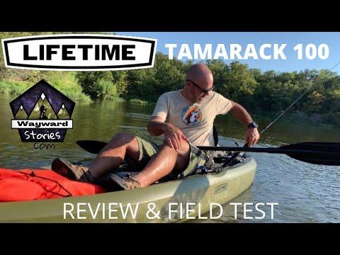 Lifetime Tamarack 100 Review & Field Test