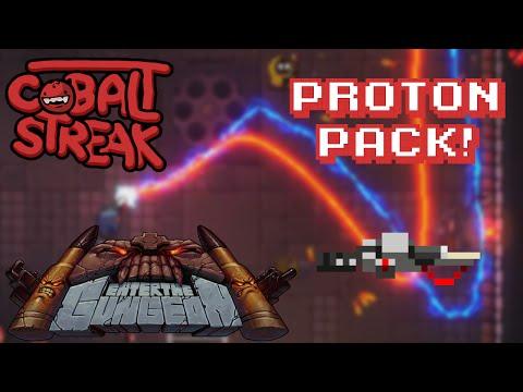Enter The Gungeon! #01 - Proton Pack! - Cobalt Streak