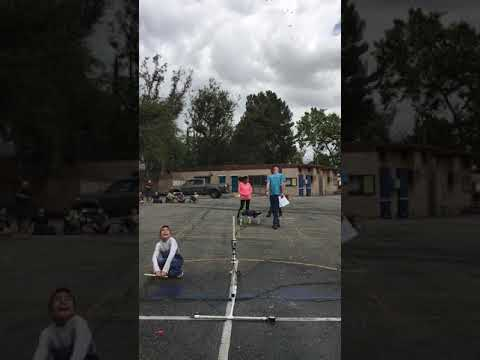 Allesandro Elementary School 2018 Rocketeers - (Portrait) Team 5