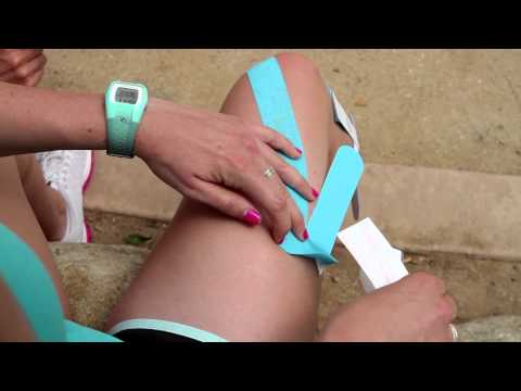 SpiderTech: How to apply the Upper Knee Application