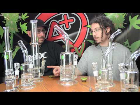 DAB LAB TV - Product Review #25 (Custom Creations C2 Scientific Glass Affordable US Tubes)