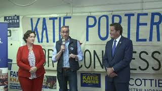 HRC President Chad Griffin Rallies Equality Voters For Katie Porter